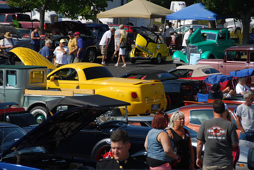 Raitt Farm Car Show