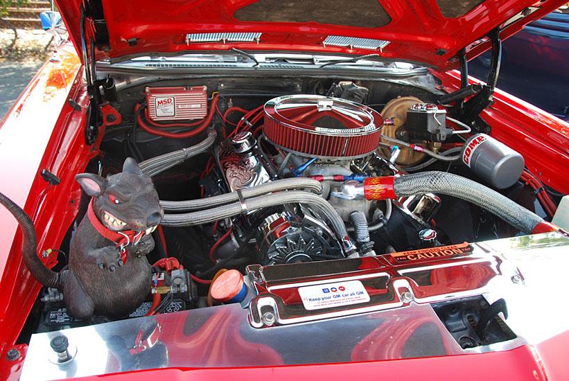 Portland Motor Club Car Show